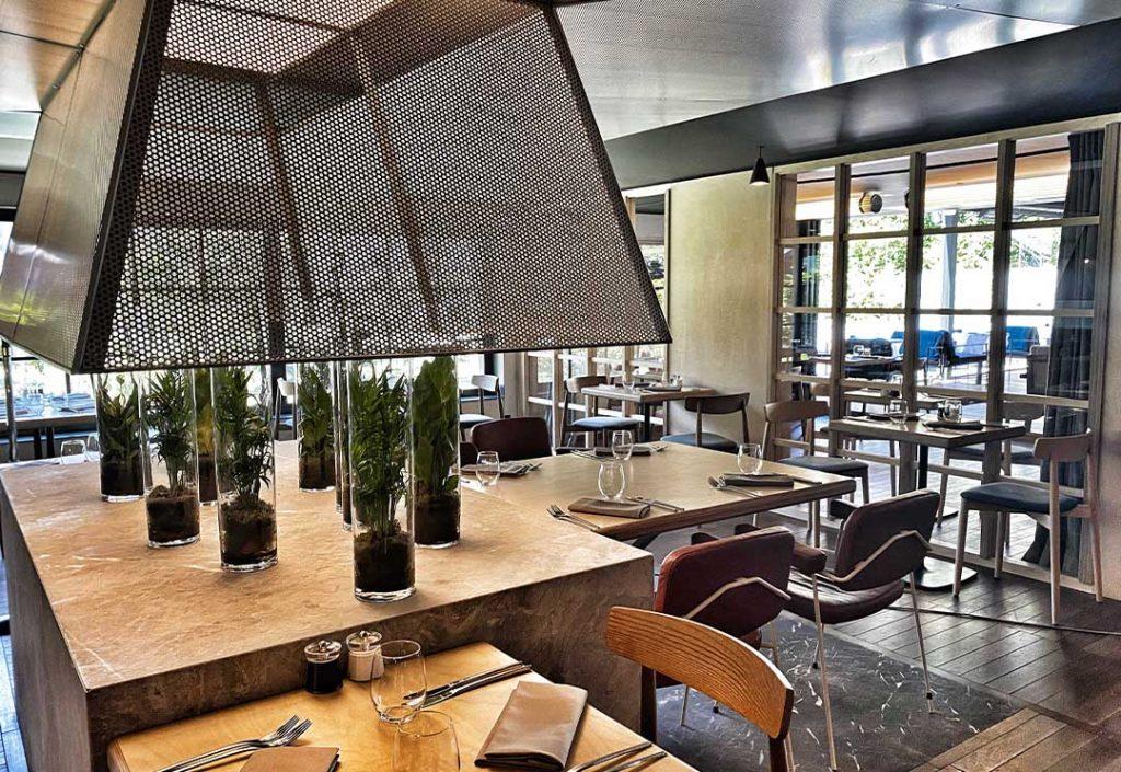 L'Akashon, restaurant romantique chamonix