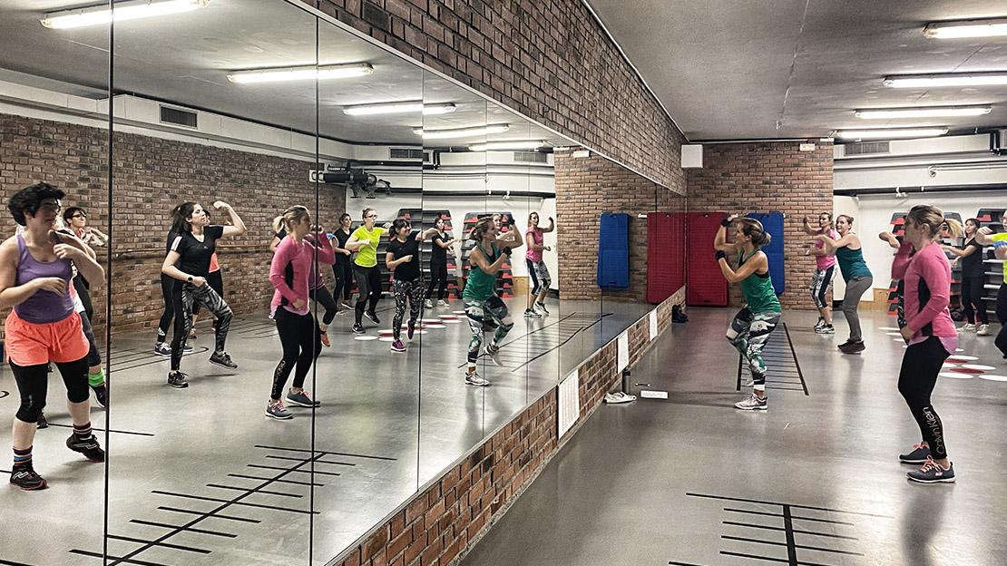 Association danse et fitness