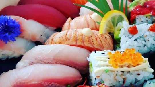 sushi chamonix