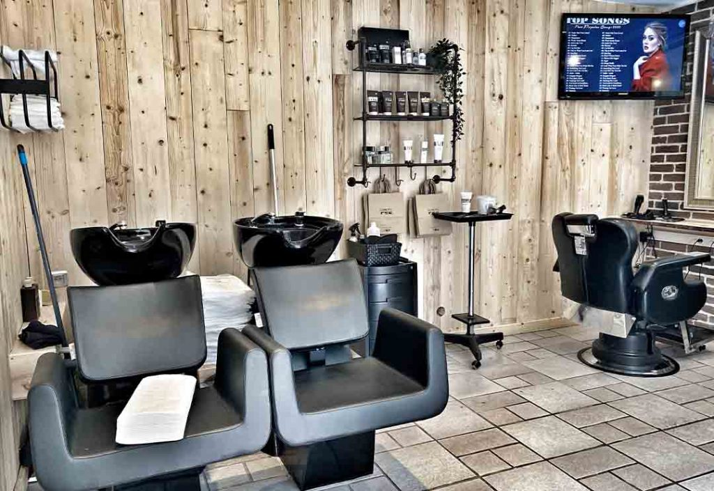 Barbier de Chamonix