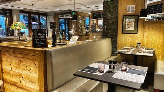 Brasserie Chamonix