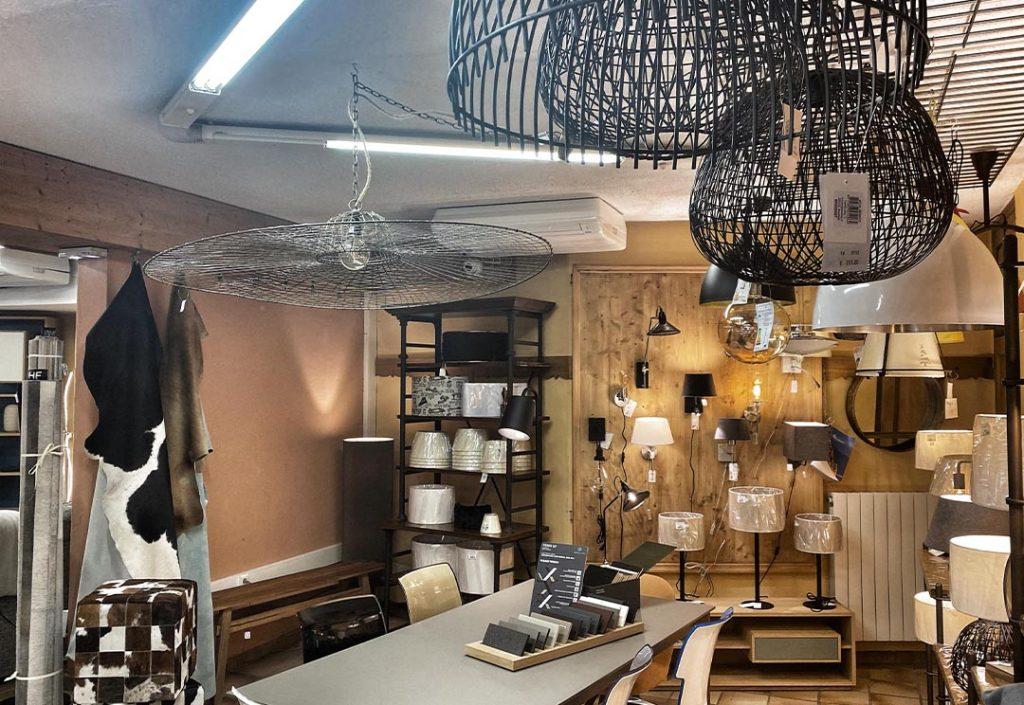 magasin de vaiselles Chamonix