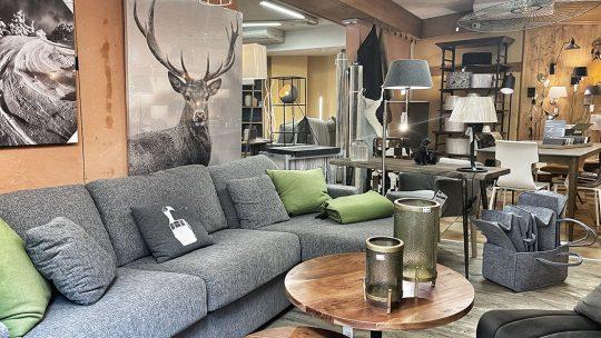 Tableaux, meubles, décoration chamonix