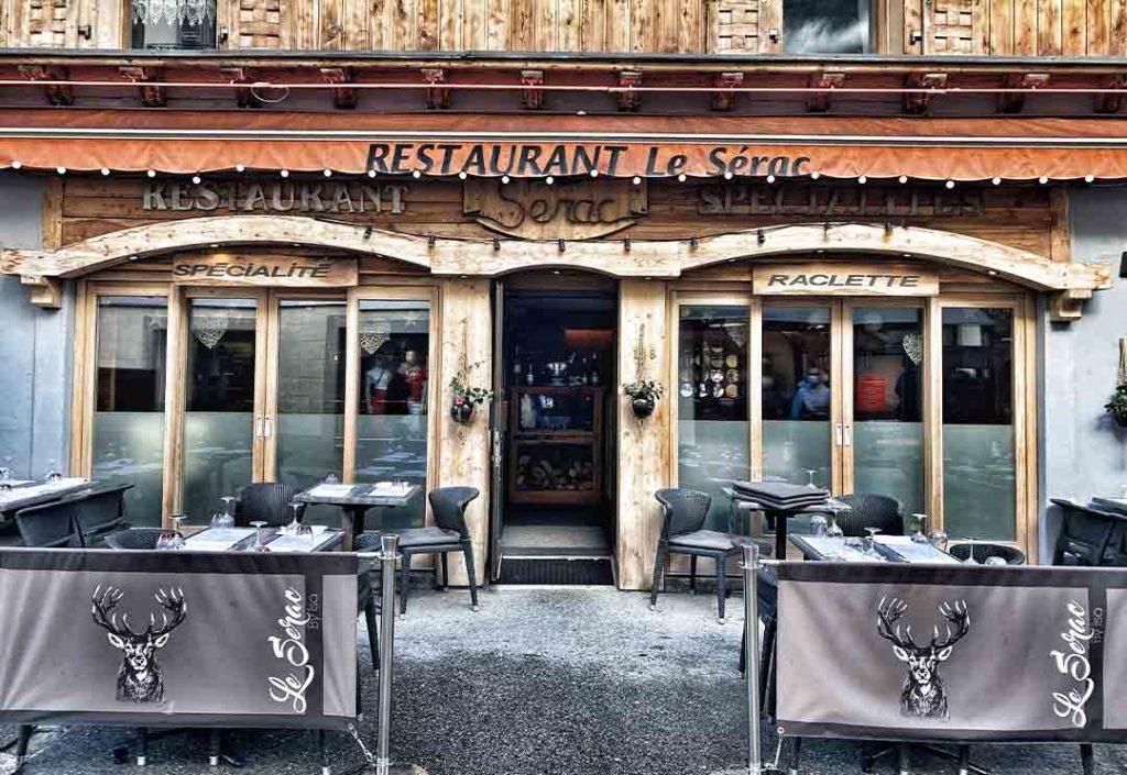 Restaurant spécialités savoyardes