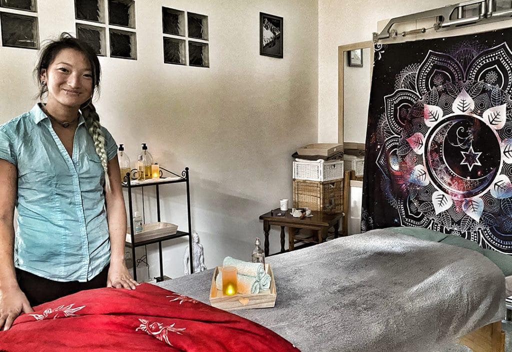 massages, soins énergétiques & esthétiques
