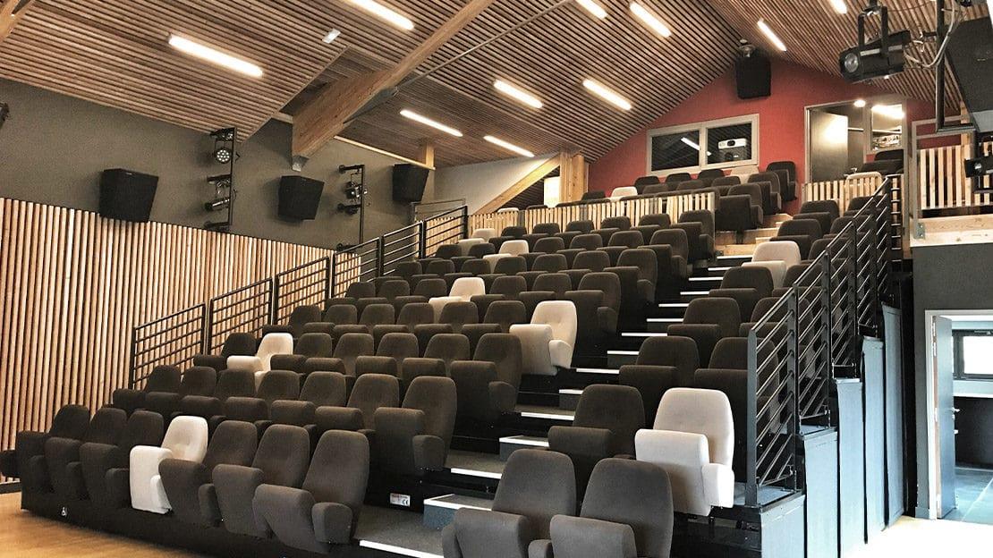 cinema Les Houches