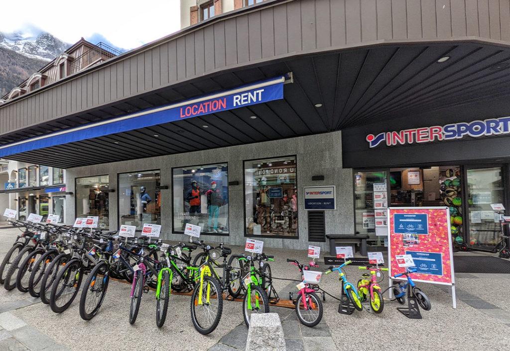 Intersport Chamonix Centre