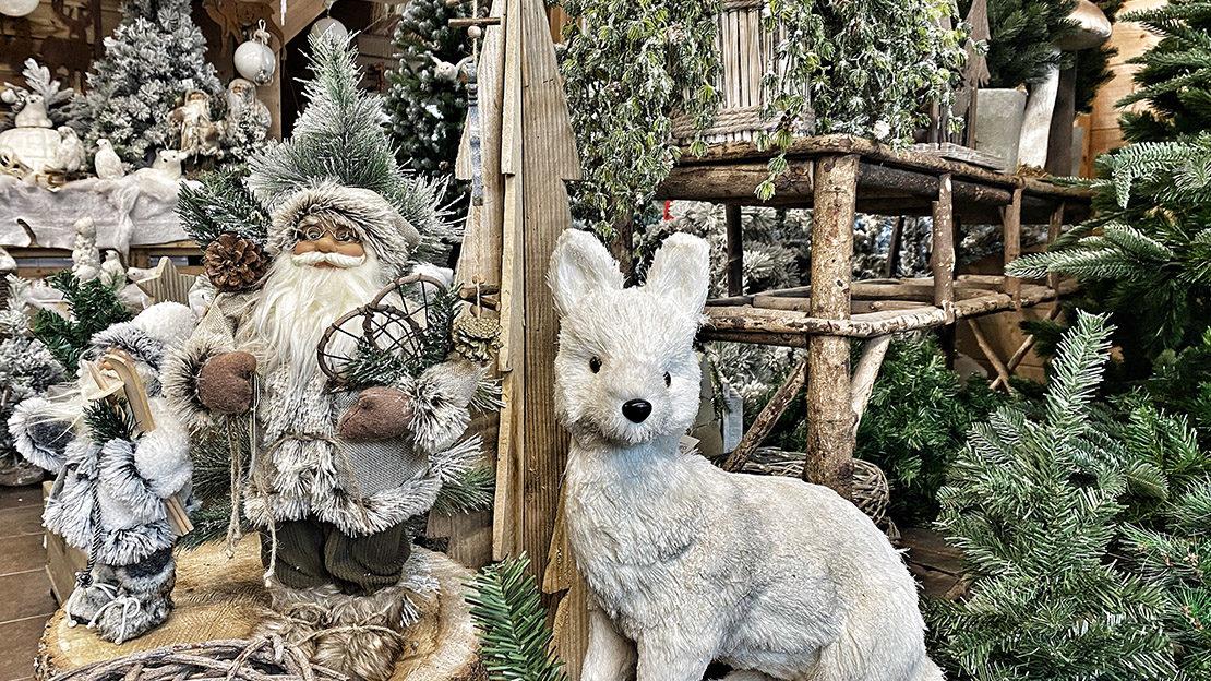 achat Décoration de Noël Chamonix Les Houches