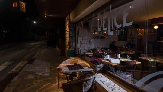 Le Délice restaurant les Houches