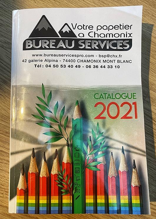 Bureau services Chamonix