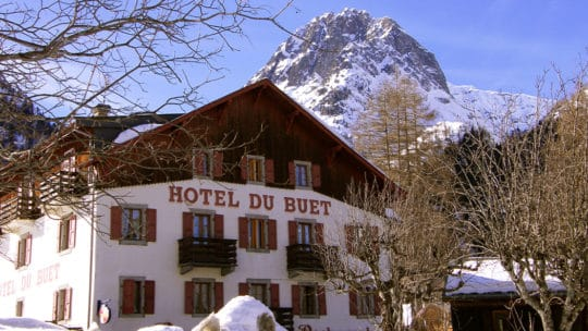 hotel du Buet