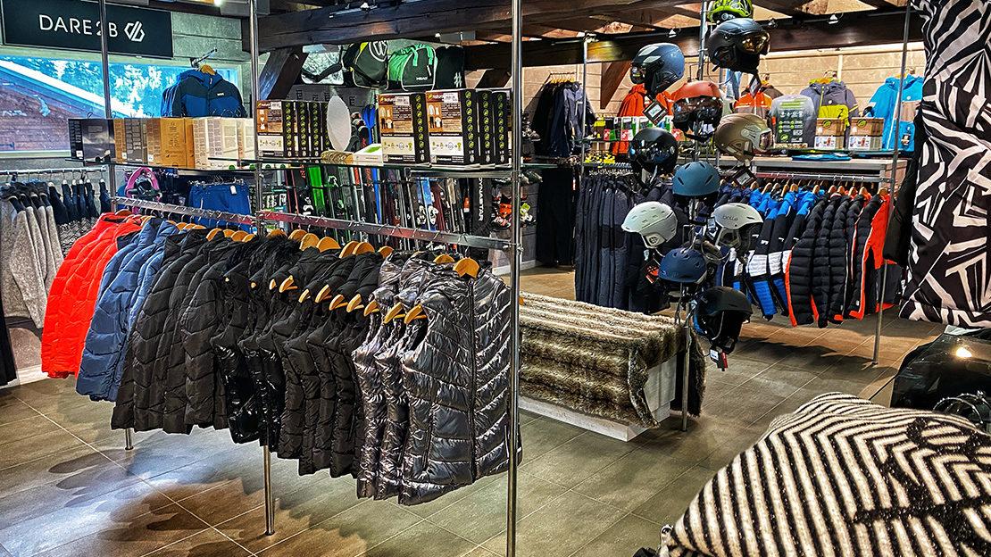 Cyprien Sports location de ski Les houches