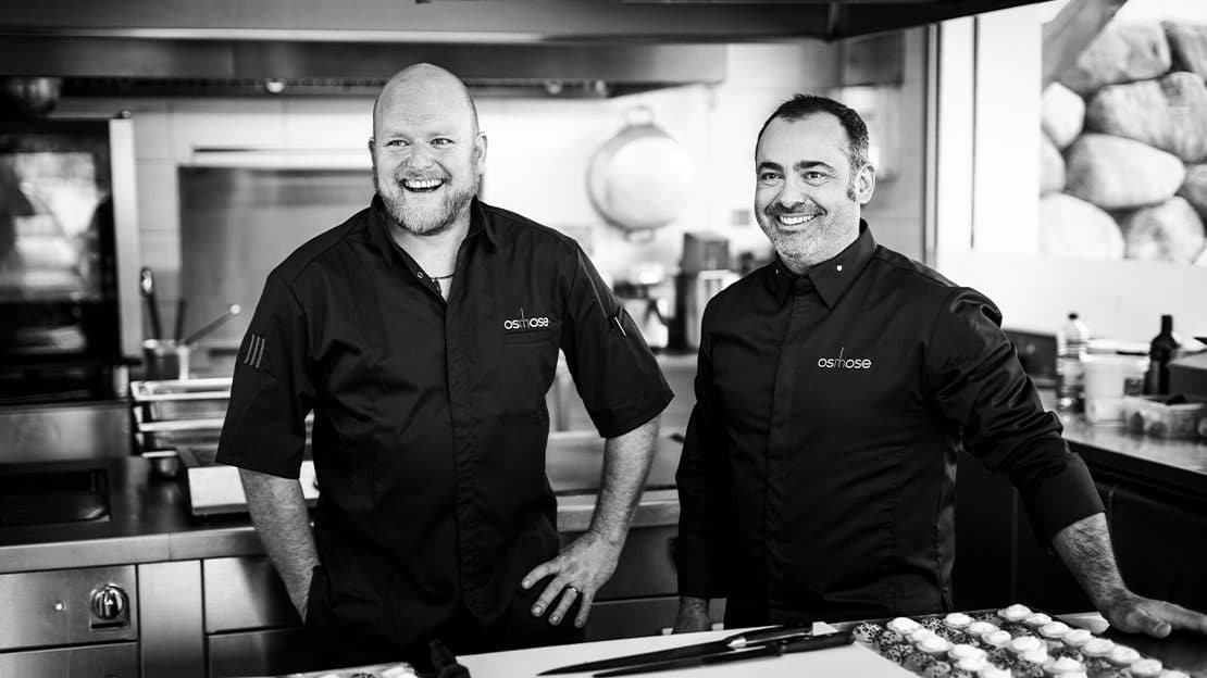Osmose cuisine à emporter Chamonix