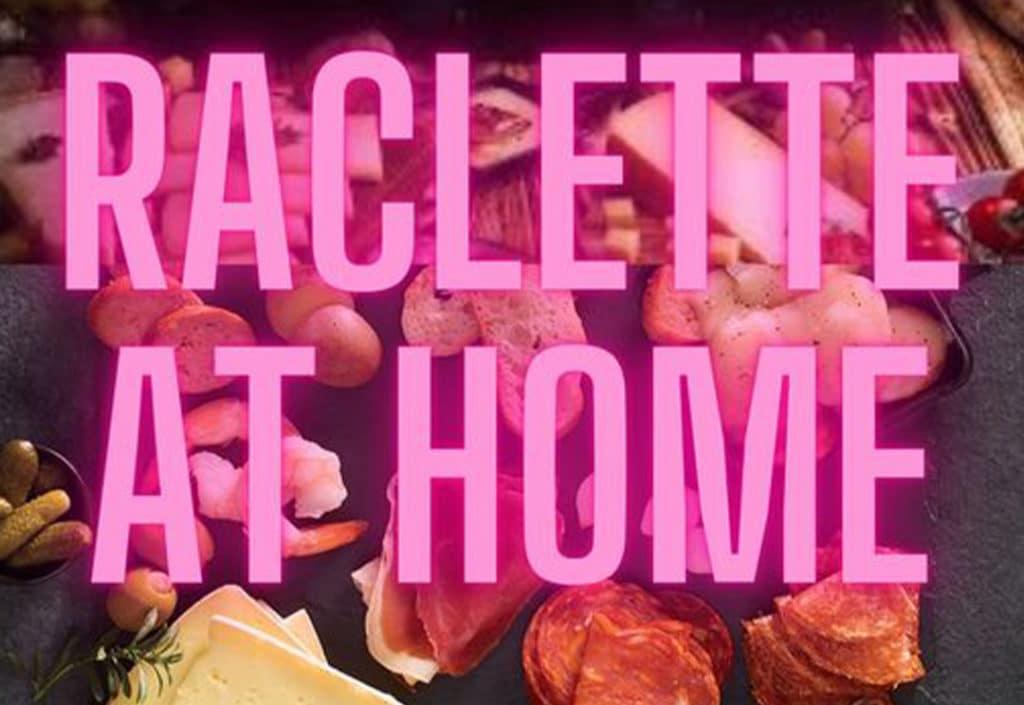 Raclette à emporter