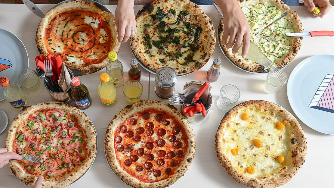 Pizza à emporter chamonix
