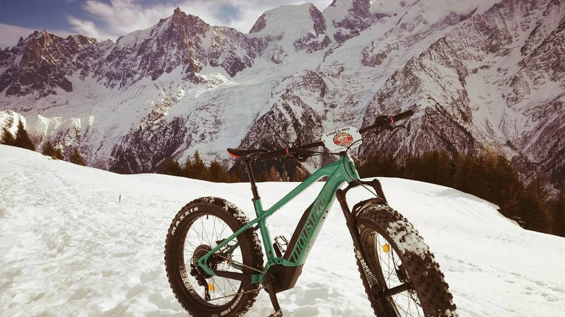 Location fat bike Chamonix