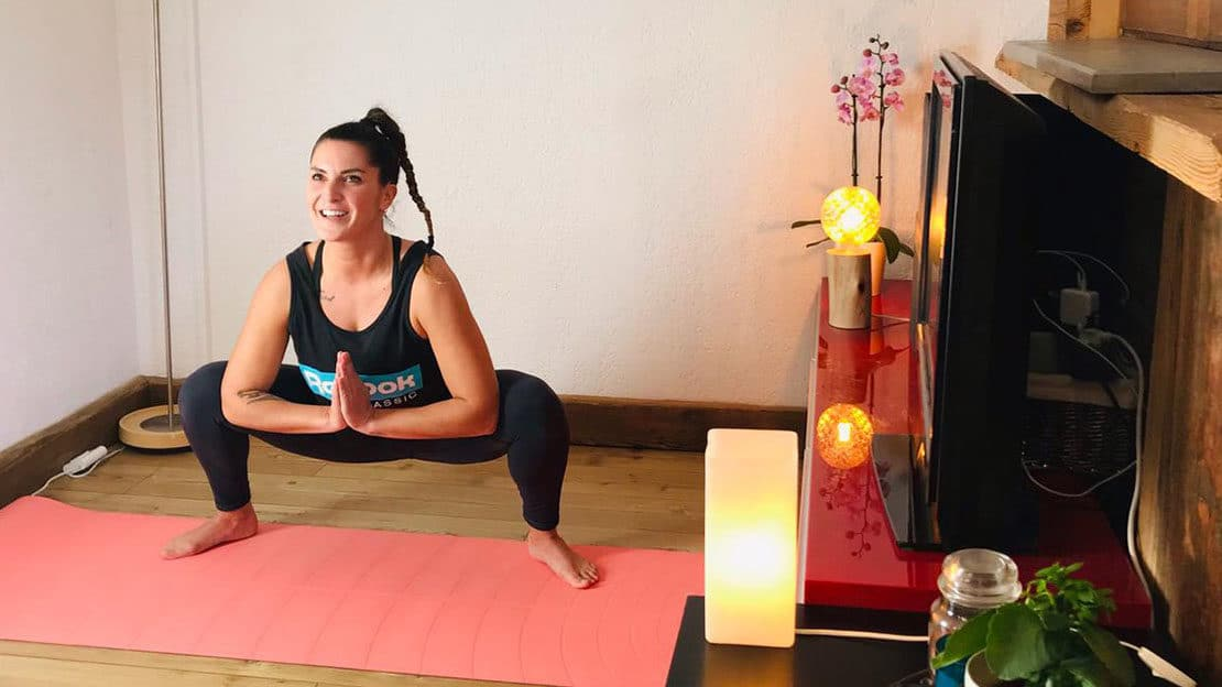 cours de fitness Chamonix