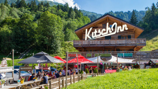 kitschinn restaurant Les Houches