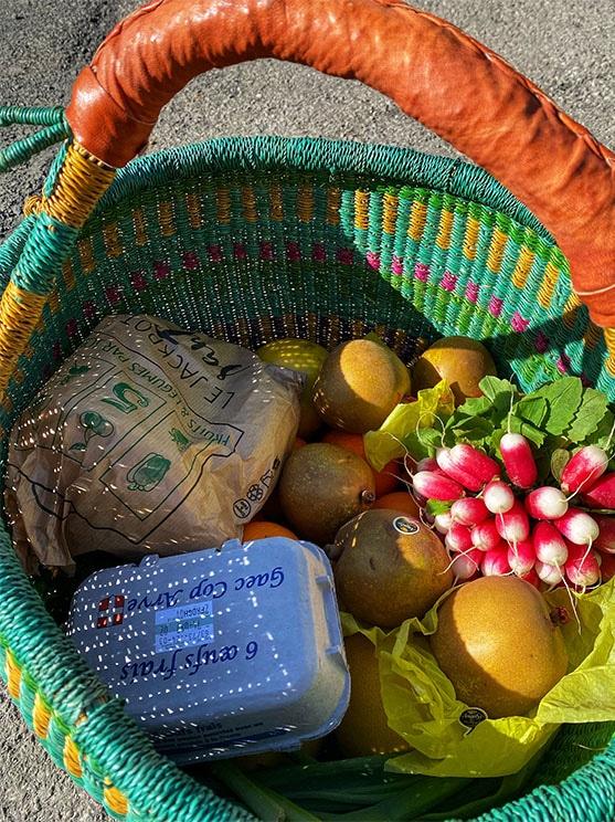 livraison de fruits et légumes chamonix