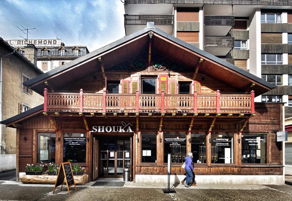 Torréfacteur à Chamonix