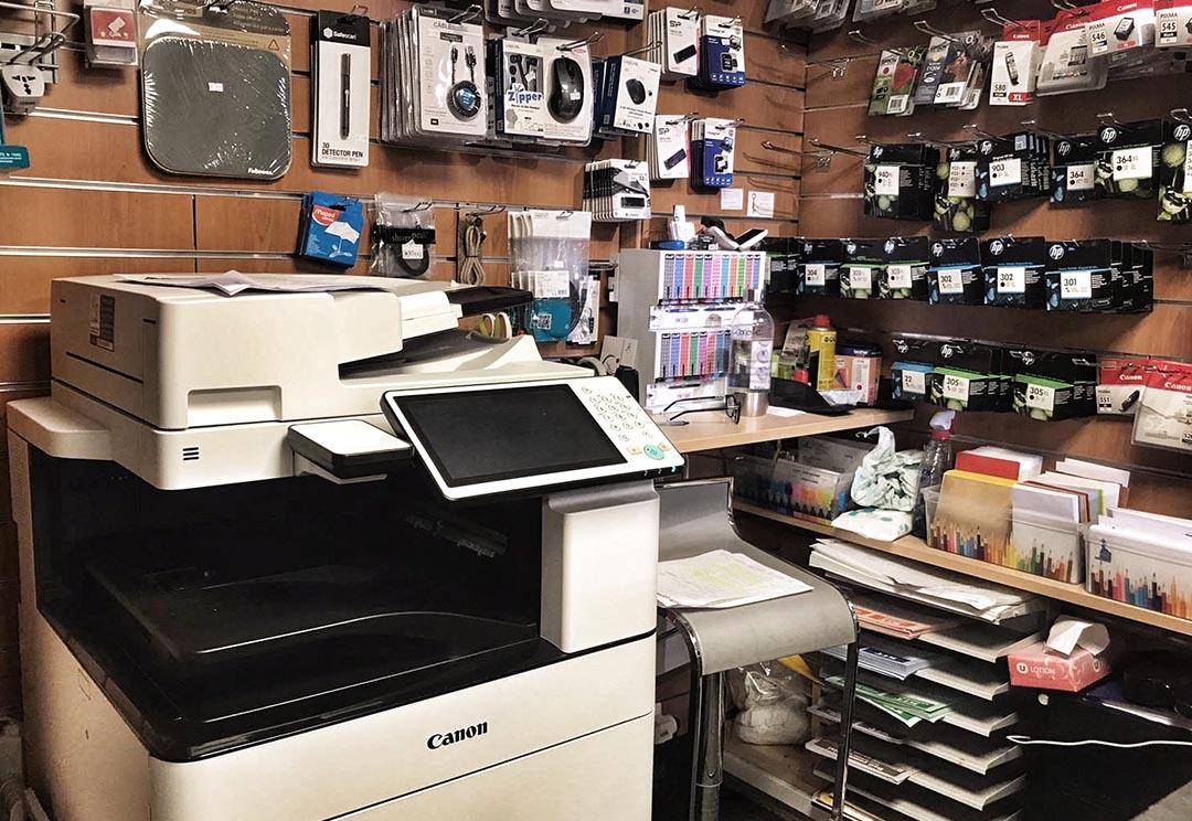 service de photocopie chamonix