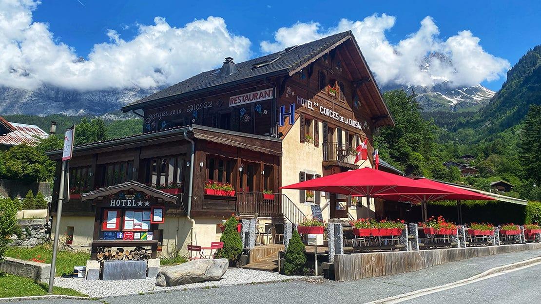 Bonne table de la Vallée de Chamonix