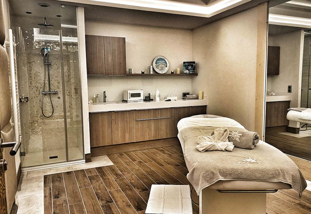 massage luxe Chamonix