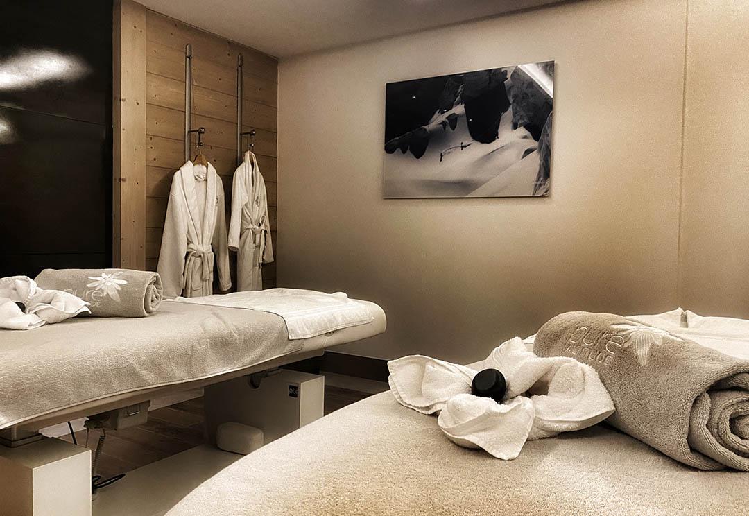 massage à deux pure altitude