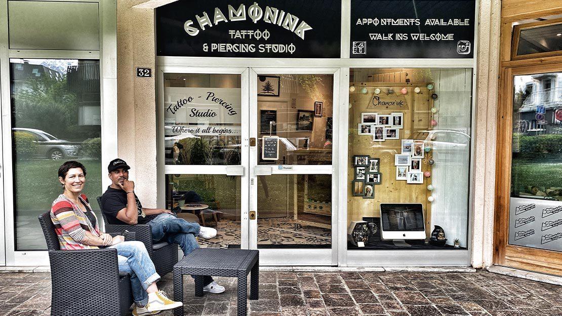 Tatouages Chamonix
