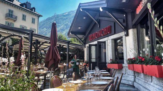 Le Monchu restaurant de spécialités