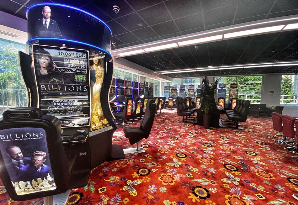 Le casino Le Royal de Chamonix