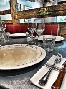 Restaurant typique de Chamonix