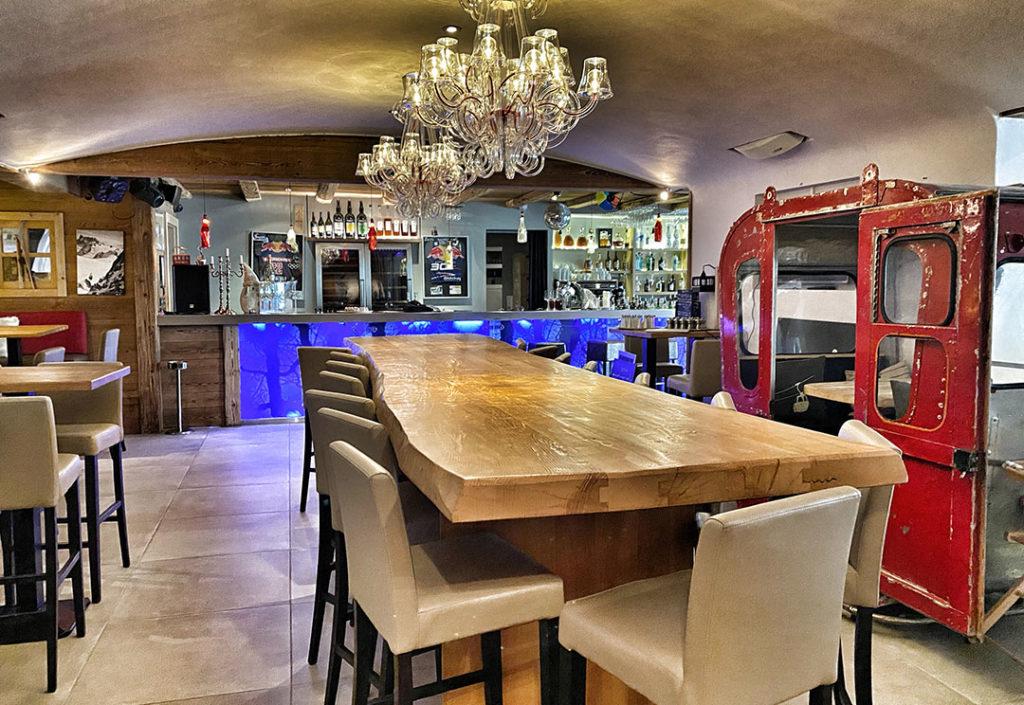 restaurant pour réception Chamonix