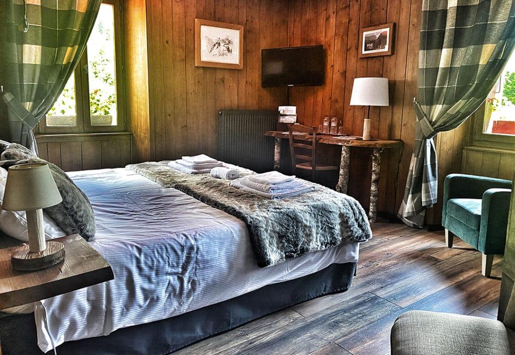 Hotel de Charme vallée de Chamonix
