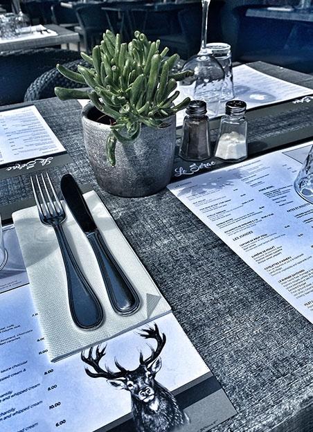 restaurant traditionnel chamonix