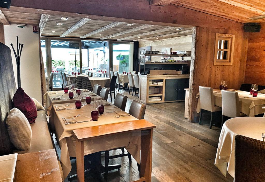 Restaurant Michelin Chamonix