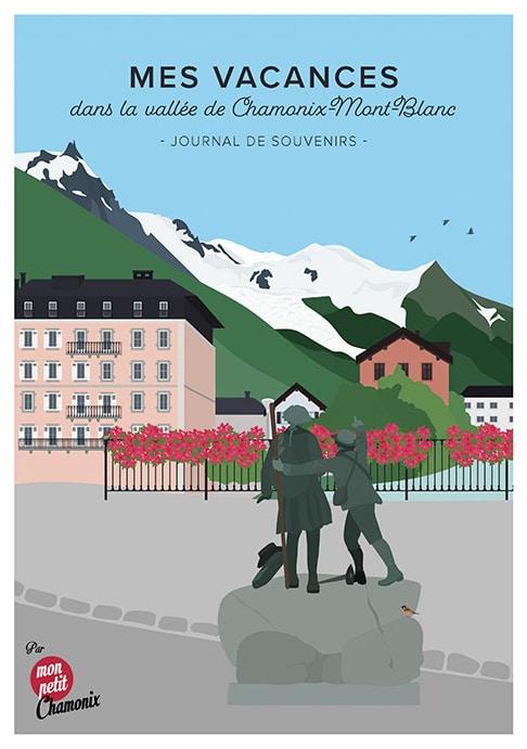 livre enfant Chamonix