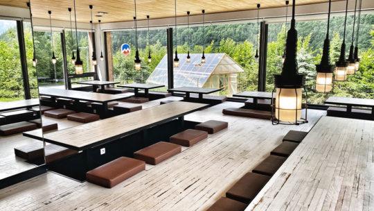 restaurant éthique rockypop chamonix