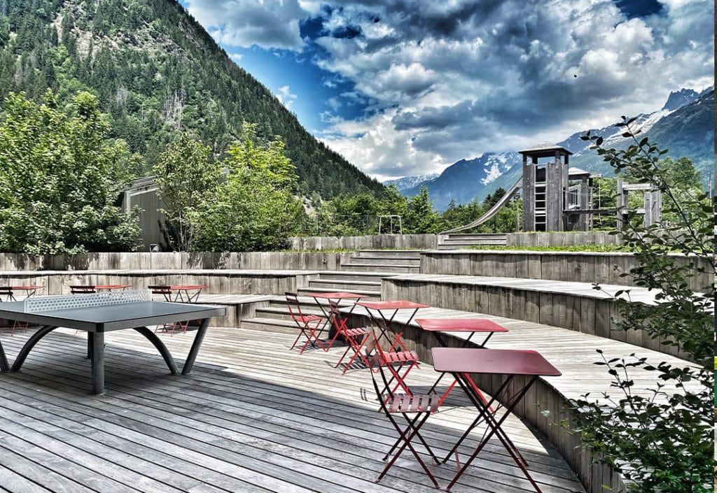 restaurant familial Chamonix-Les Houches