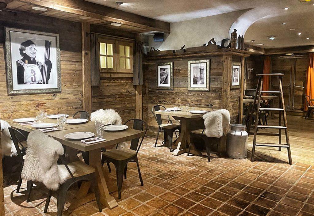 restaurant historique chamonix
