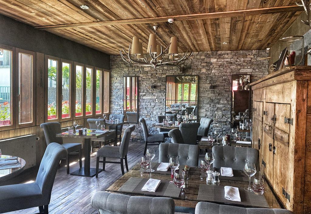 Restaurant traditionnel Vallée de Chamonix
