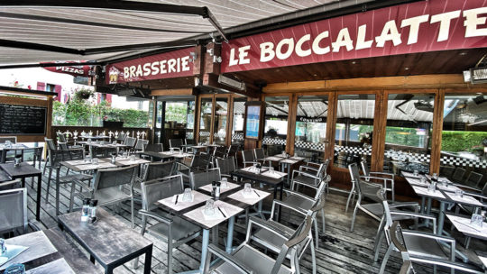 Le Boccalatte Chamonix Brasserie