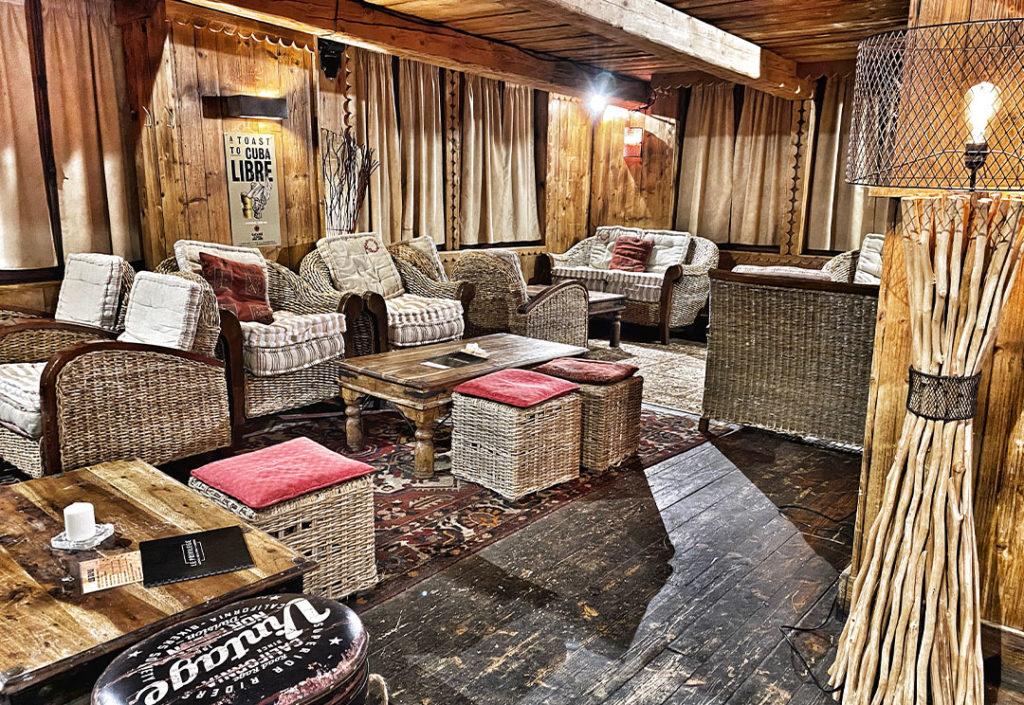 Le Privilège bar Chamonix