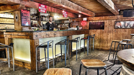 Le Privilège bar de nuit Chamonix