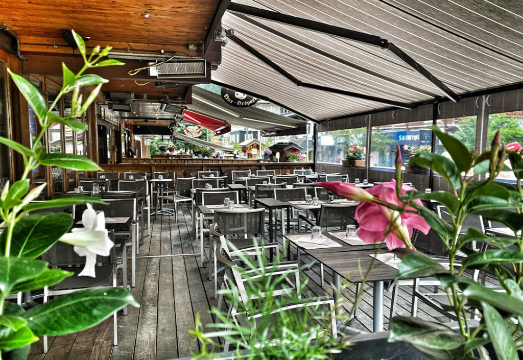 bonne adresse Chamonix restaurant