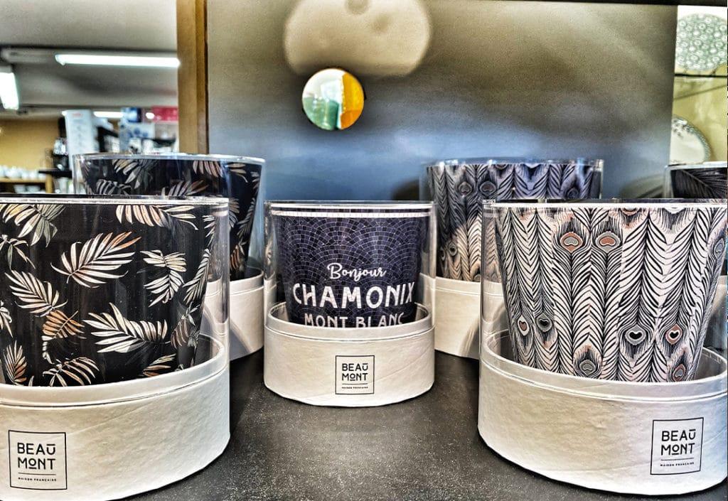 idées cadeaux Chamonix