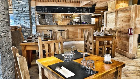 restaurant argentière