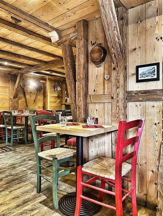 restaurant Les Houches