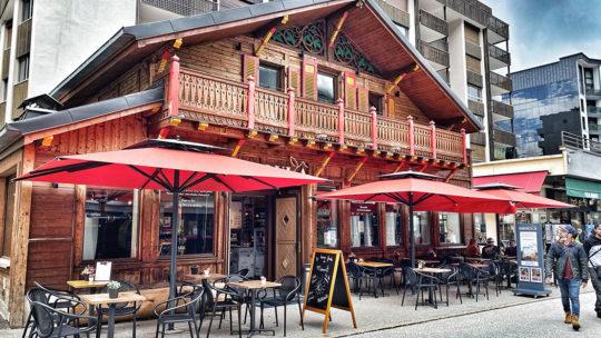 torrefacteur à Chamonix