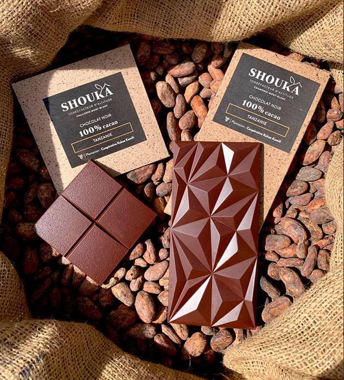 tablette 100% chocolat noir